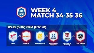 Clash Royale League Asia 2019 Season1 - W4D3 thumbnail