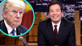 Jimmy Fallon Goes After Donald Trump in Politically Charged Monologue Following Twitter Feud