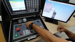 SSCNC Painel - Função AUTO