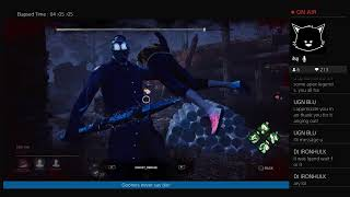Dead by Daylight - Only the strong Survive!  Guest Episode Play with Dj IronHulk & Mic Vandalist YT