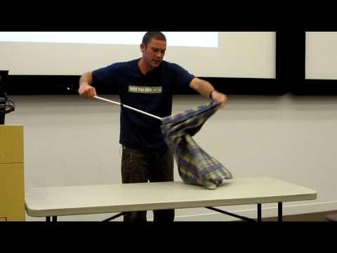 Donald Schultz Lecture Rattlesnake pt. 1