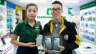 Đi mua chiếc iPhone 11 Pro chính hãng VNA
