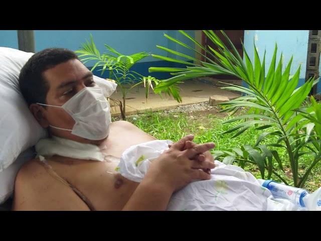 celebran recuperación del radiólogo Mario Mayorga