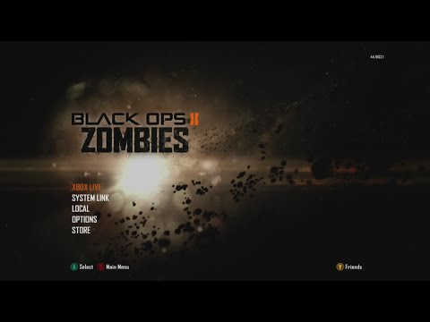 Playin' Some Black Ops II X Box 360 Great Leap Forward Live Stream July 7