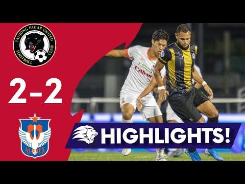 Tanjong Pagar United Albirex Niigata Goals And Highlights