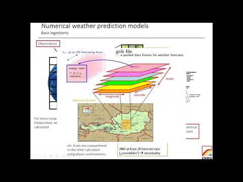 Tailored Weather Predictions for Renewable Energy