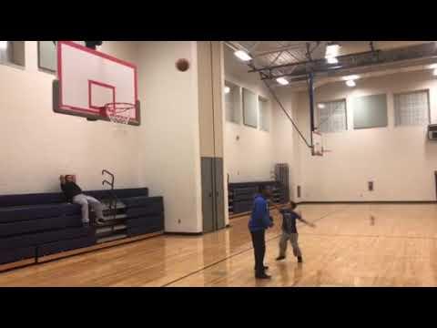 Ball hard/train hard at Millmont Elementary School