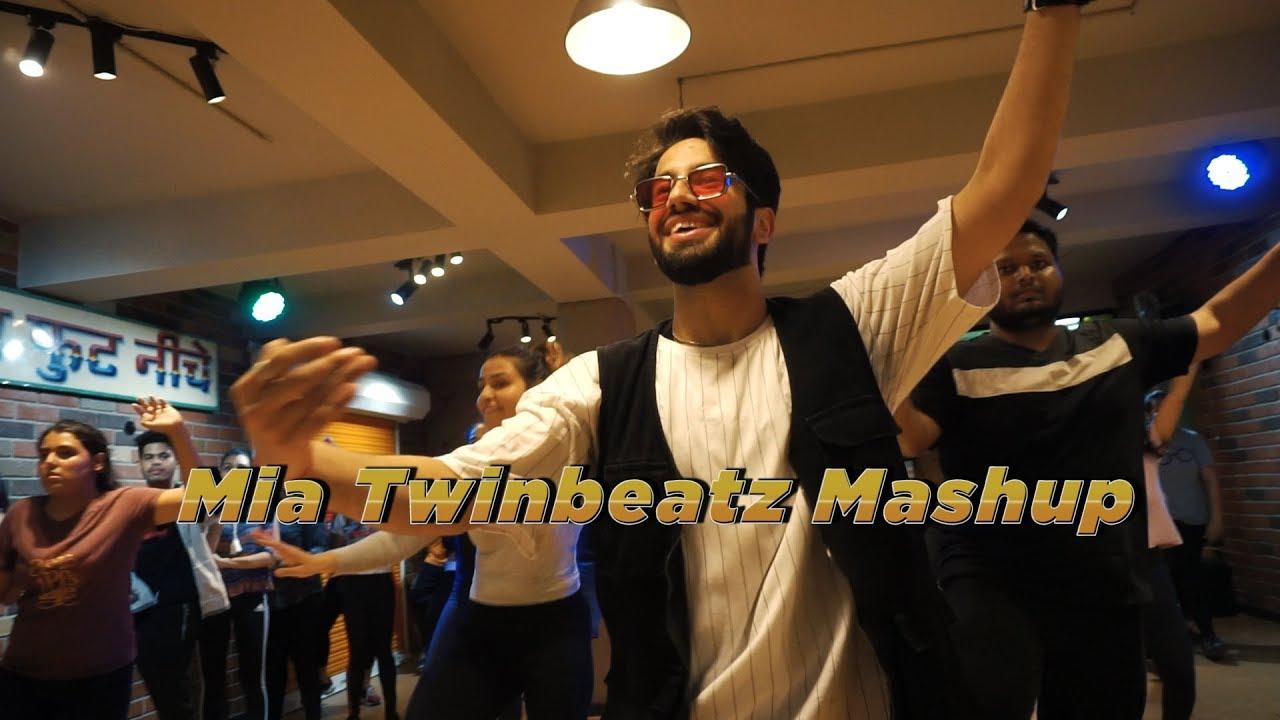 Download Mia ( Twinbeatz Mashup ) I Dj Twinbeatz I Urban Bhangra Choreography : Gaurav Thukral