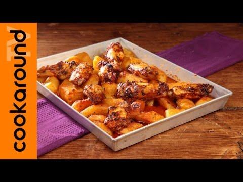 Ali di pollo alla messicana / Tutorial ricetta