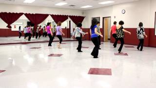 Give Me That Title - Line Dance (Dance & Teach in English & 中文)