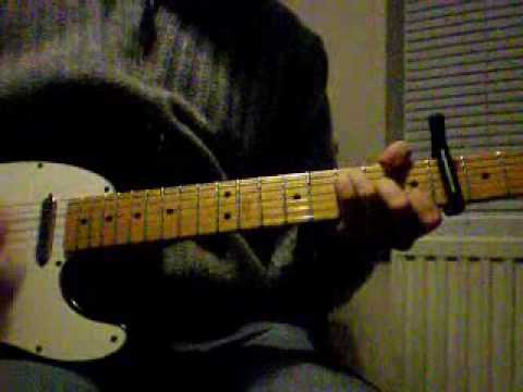 The Smiths - Bigmouth Strikes Again (guitar cover) - YouTube