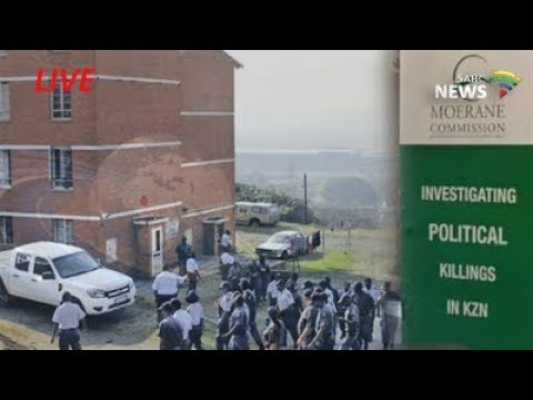 Moerane Commission of Inquiry into political killings in KwaZulu-Natal, 21 September 2017