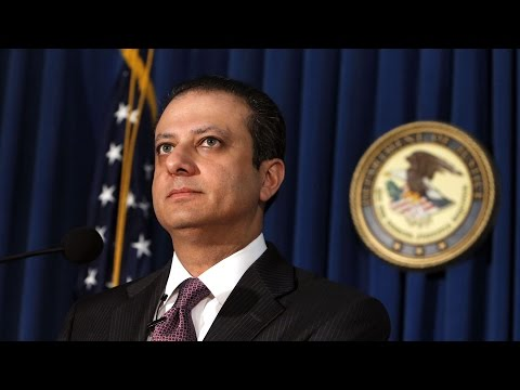 Was Firing of U.S. Attorney Preet Bharara Done to Cover Up Probes of Trump & Fox News?