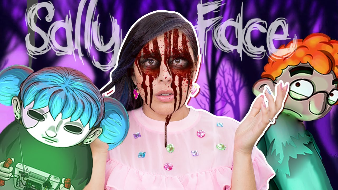 THE TRUTH BEHIND THE FACE | Sally Face Episode 2 - The Wretched