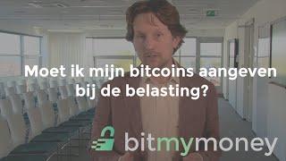 Moet ik mijn bitcoins opgeven bij de belasting? E005