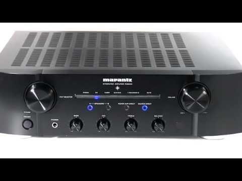 Marantz PM8004 Integrated Stereo Amplifier