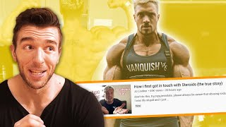JOESTHETICS TELLS ALL | Reacting To Jo Lindner Talk About His Steroid Use