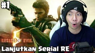 Akhirnya Nerusin Game RE Ini - Resident Evil 5 - Part 1