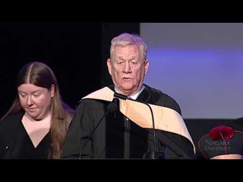 Undergraduate Commencement 2017 | Bill Polian