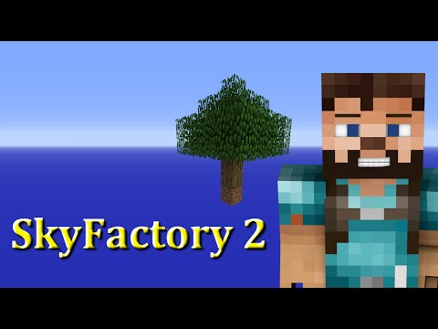 Sky Factory 2 - Ep. 25 - Auto Crafting & Processing