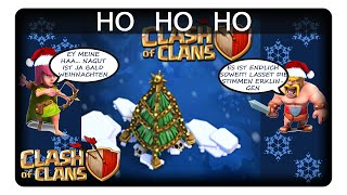 HO HO HO || CLASH OF CLANS | Let's Play CoC | Deutsch