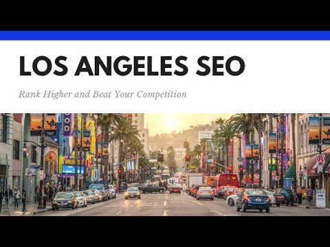 Los Angeles SEO | Highest Rated Los Angeles SEO Agency - Egochi