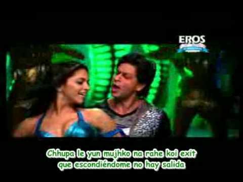 Deepika Padukone Shah Rukh - Love Mera Hit Hit (canción