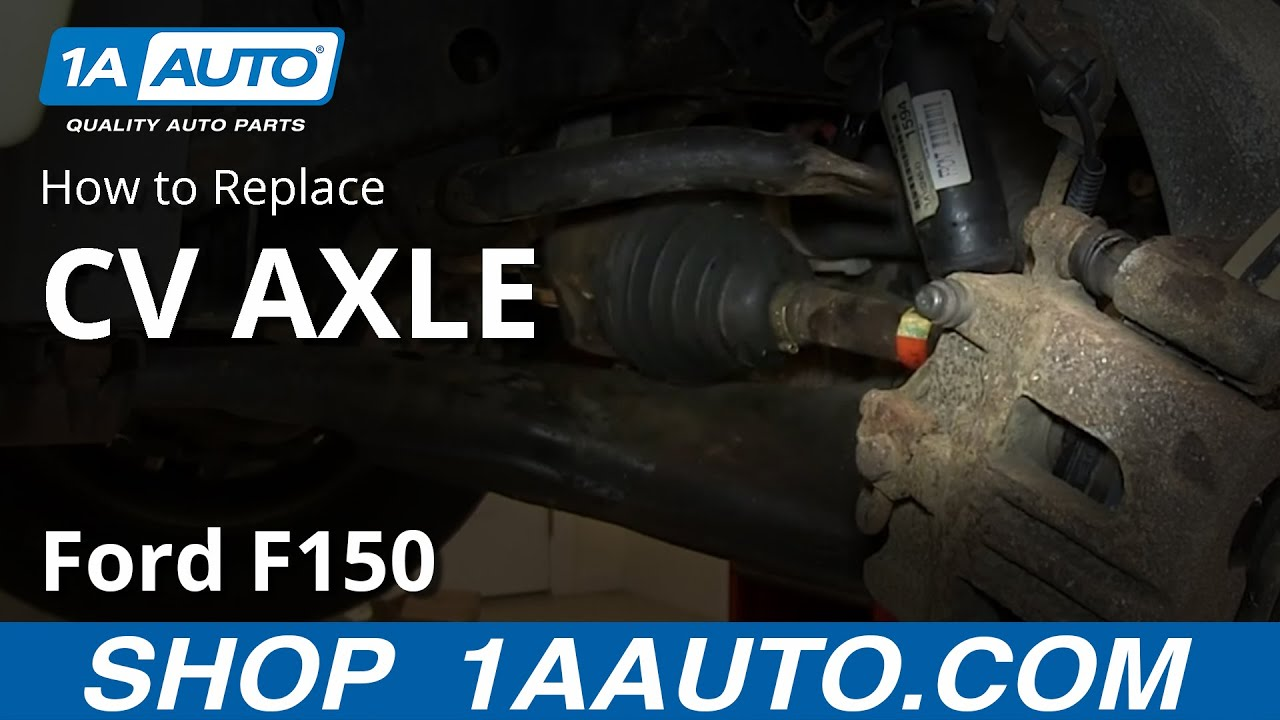 hight resolution of how to install replace front axle 2002 05 ford explorer mercury rh youtube com 1998 buick lesabre parts diagrams 1998 mercury mountaineer engine