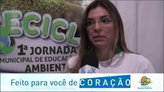Karisia Mara detalha as ações da semana de educação ambiental