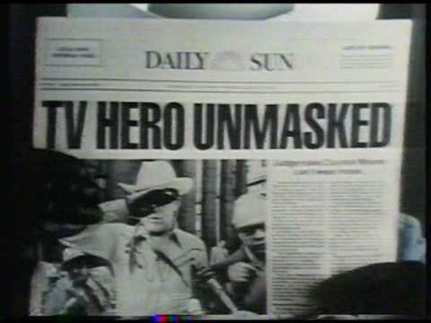 'Corning SunSensor Lenses' [01] - TV commercial with Clayton Moore, 'The Lone Ranger' (1981)