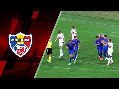 Moldova U-21 2:2 Belarus U-21 // CE-2019, 06.09.2018
