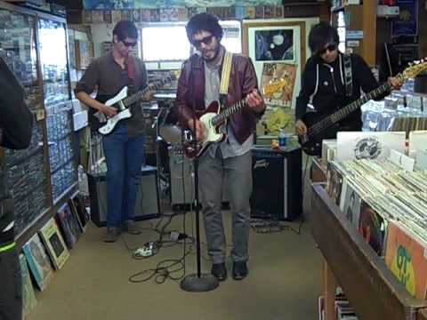 The People - From You - Recycled Records Monterey Ca.