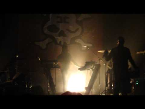 COMBICHRIST_Get your body beat_live Thessaloniki GR