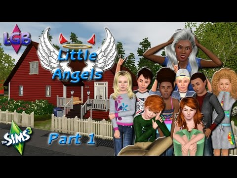The Sims 3: Little Angels Part 1 Bed Wetters