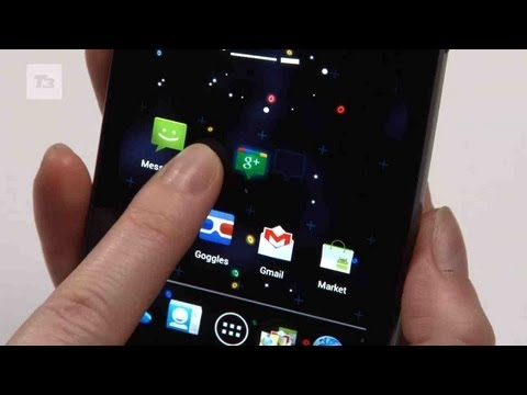 Android Ice Cream Sandwich Review