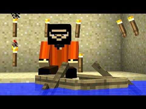 Fakir Recep İvedik Kayık Yaptı Denize Açılıyor - Minecraft Zengin Vs Fakir Recep İvedik