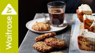 Ginger, Date & Orange Cookies | Waitrose