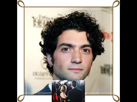 David Alpay and family photos with friends and relatives