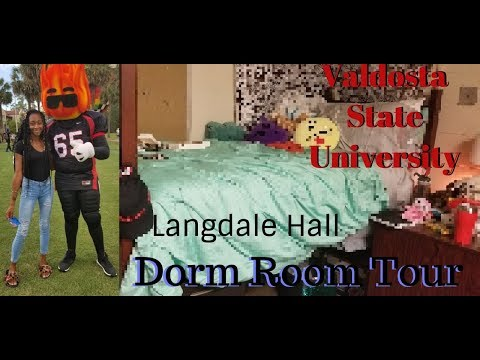 Valdosta State Room Tour| Jazzie Bae