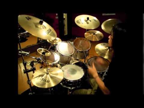 Sonata Arctica- Wolf and Raven drum cover