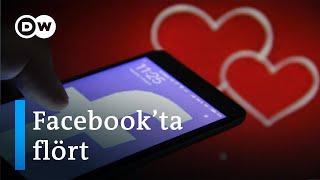 Facebook'un çöpçatanlık uygulaması nasıl işliyor? - DW Türkçe