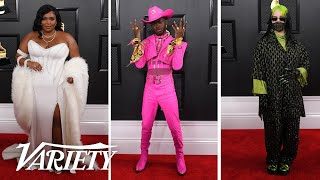 The Best Fashion of the Grammys