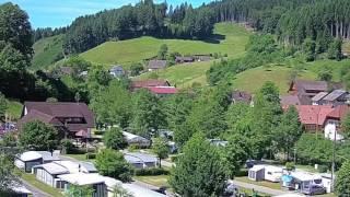 Zeitraffer Schwarzwaldcamping Alisehof - Juni 2017