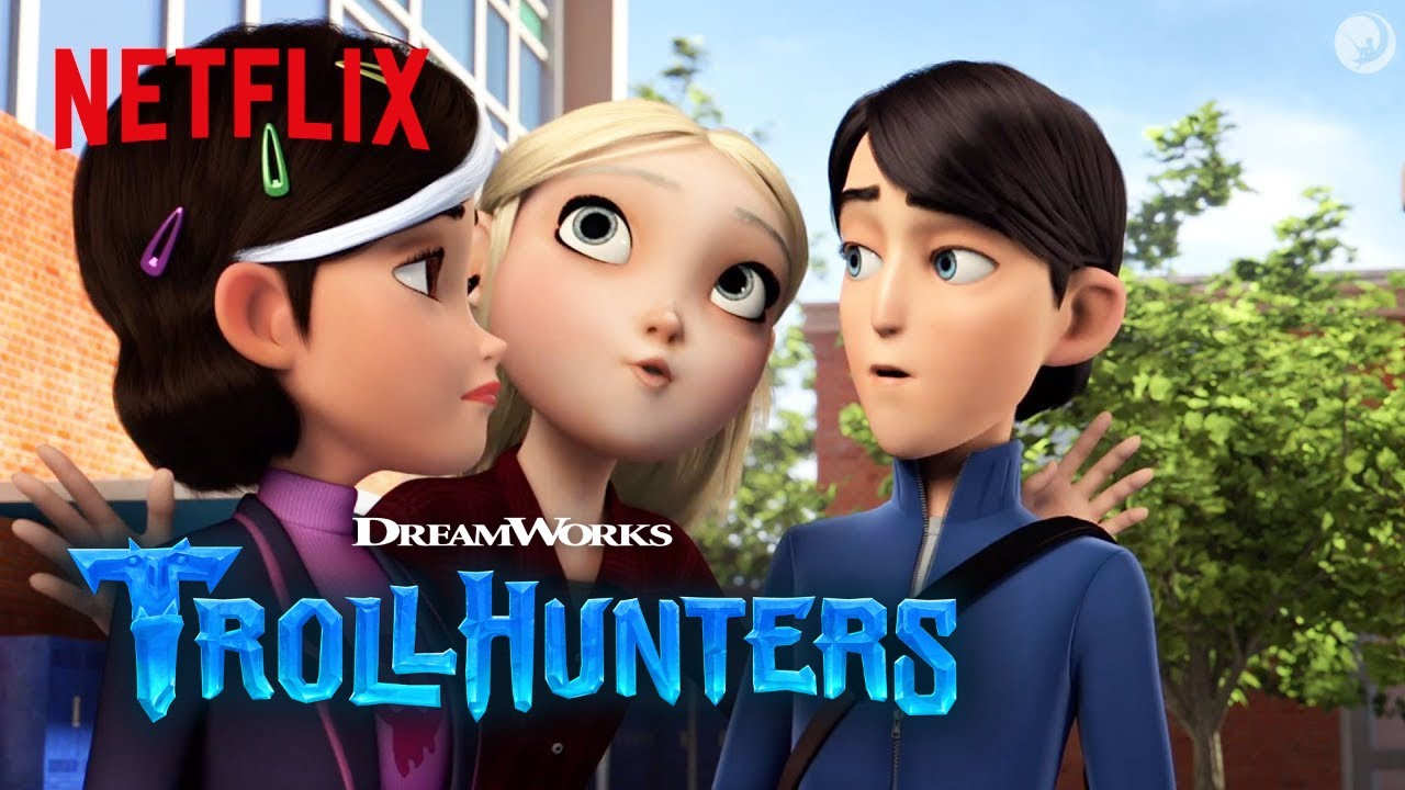 Download Trollhunters   Strangers in Arcadia   Netflix Futures