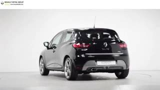 Renault Clio Black GT line Library