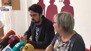 Ourense en Común hace análisis de la situación de cultura en Ourense