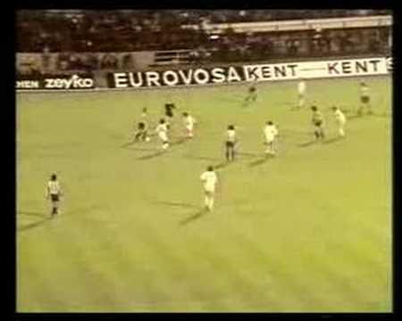 Bayern Munich Atletico Madrid 1974 Goals (3/3)