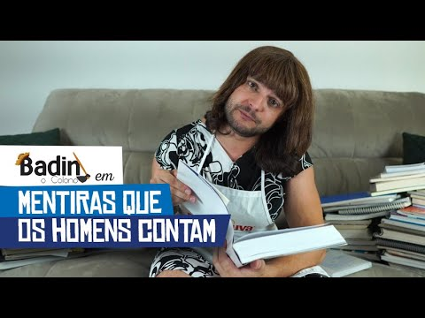 MENTIRAS QUE OS HOMENS DIZEM