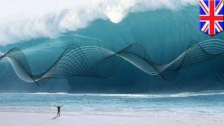 Gelombang suara raksasa mengurangi dampak Tsunami - Tomonews