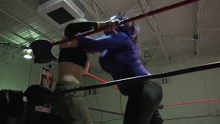 Part 9: Belly Punching Compilation In Female Wrestling